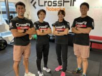 CrossFit Nobeoka 2周年記念 6月26日